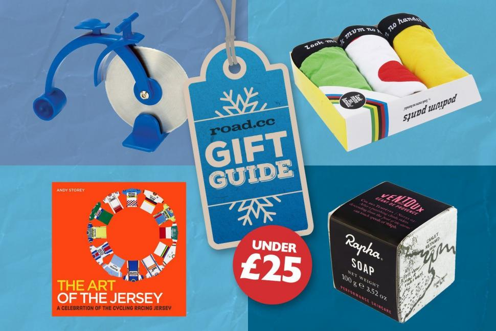 2016 Christmas gifts for cyclists – presents under £25  36d40cc5b