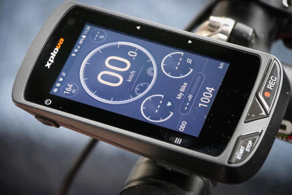 Gps Bike Computer >> Review Xplova X5 Gps Cycling Computer Road Cc