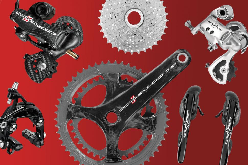 Your complete guide to Campagnolo road bike groupsets | road cc