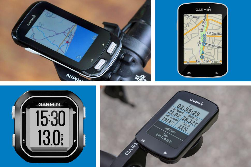 Your complete guide to Garmin Edge GPS bike computers August 2018