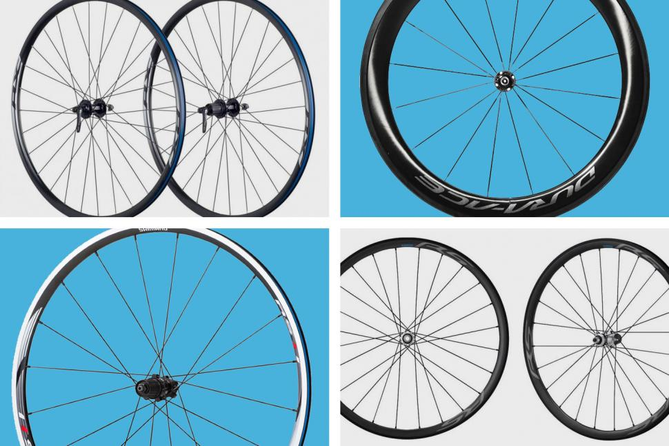 Your complete guide to Shimano wheels | road cc