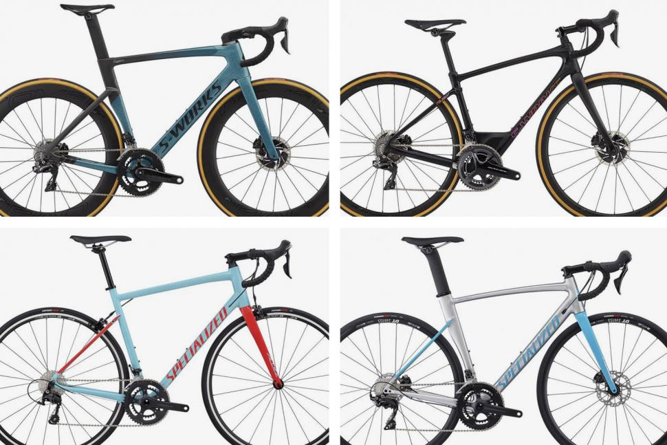 Your complete guide to Specialized's 2019 road bike range | road cc