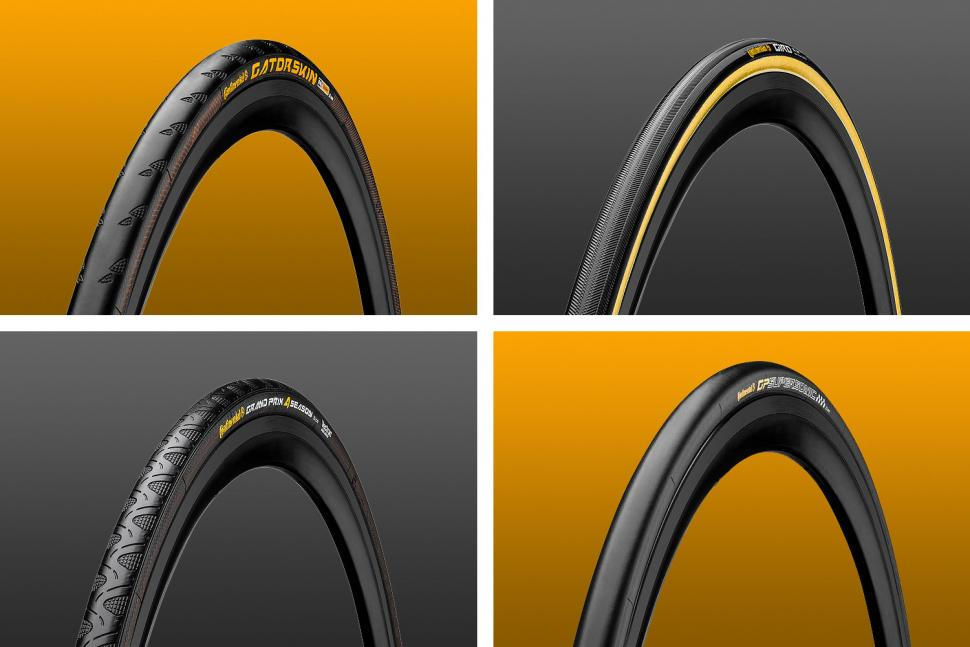 Your Guide To Continental S 2019 Road Bike Tyre Range