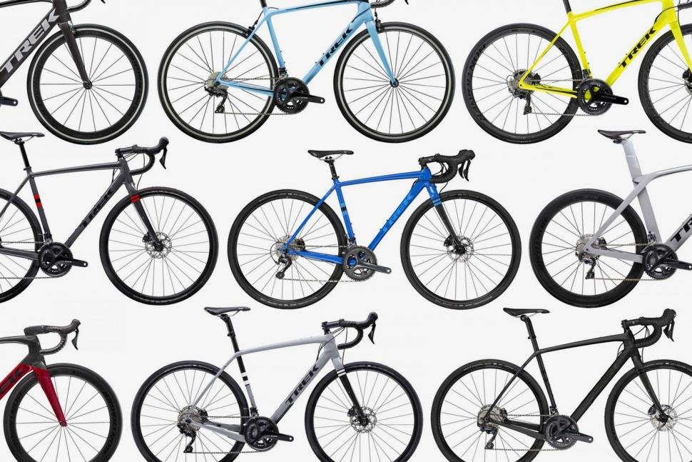 Your guide to Trek's 2019 road bike range April 2019
