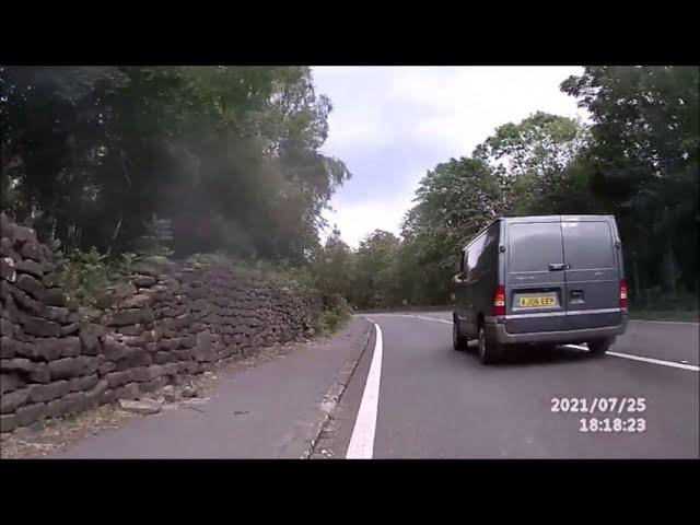Not so Near Miss of the Day 640: Hot chocolate thrown over cyclist from moving car
