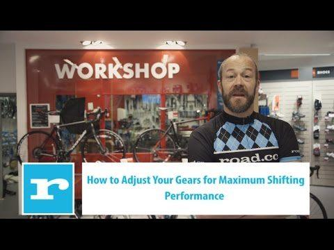 Bike maintenance Pt 4 – How to Adjust Your Bike's Gears for Maximum Shifting Performance