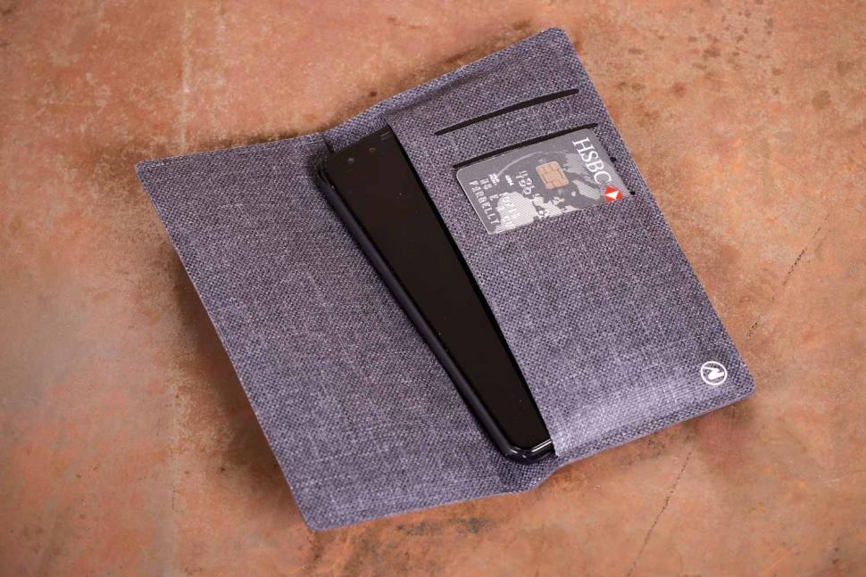 QnA VBage Zilfer Cycling Phone Wallet