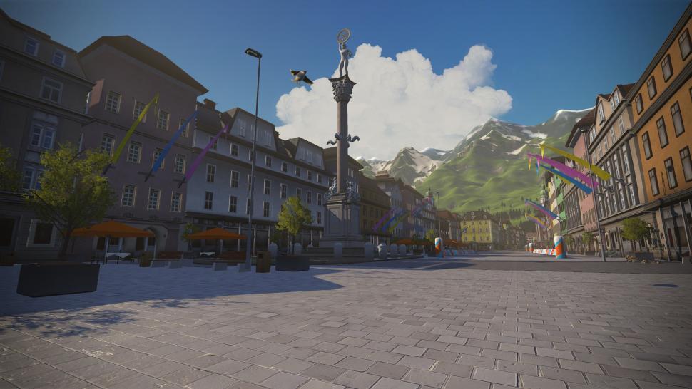 Zwift Innsbruck Launch 4