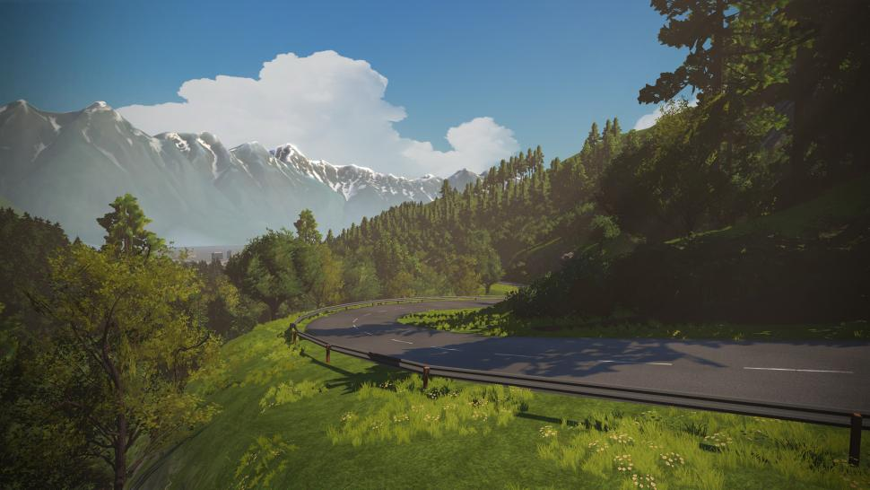Zwift Innsbruck Launch 5