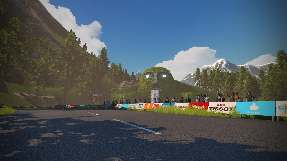 Zwift Innsbruck Launch 6