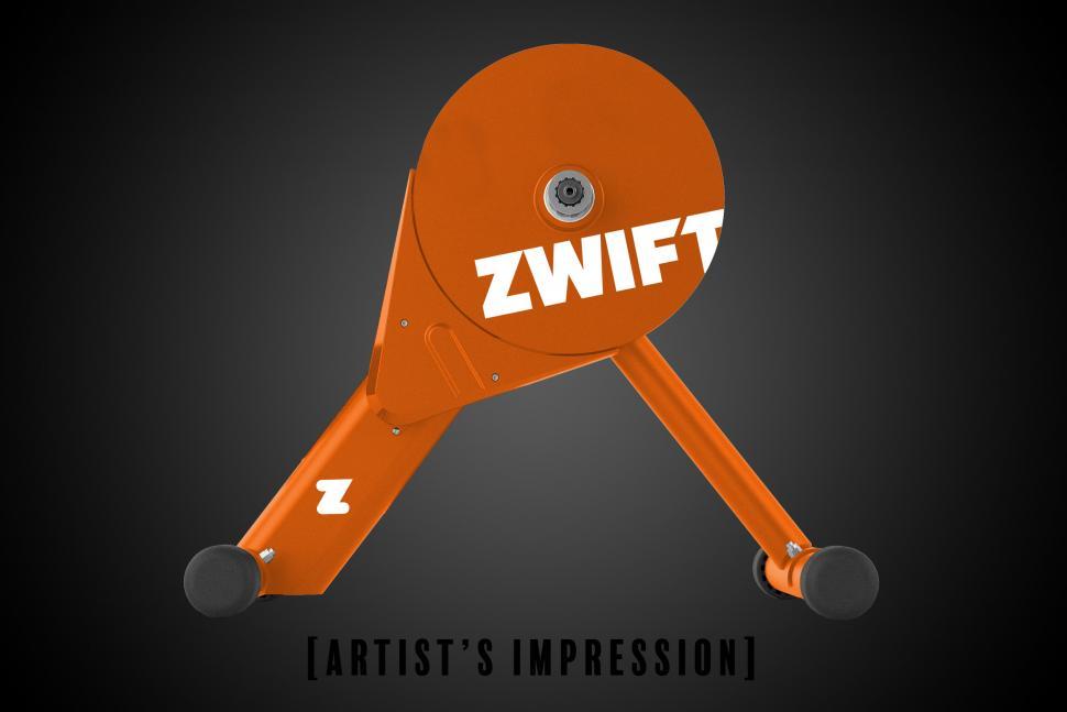 zwift-trainer