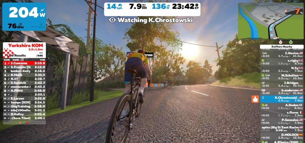 zwift yorkshire10