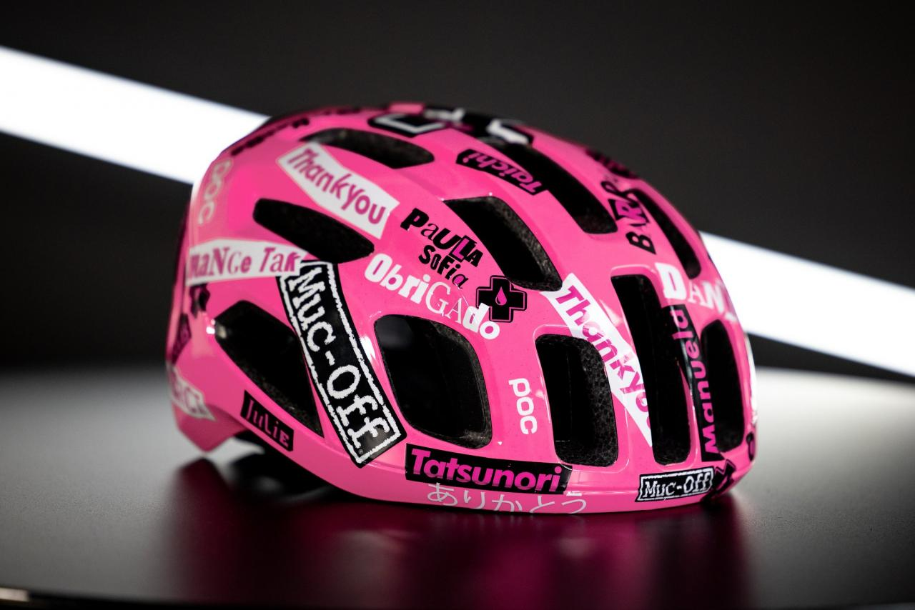EF Education-NIPPO unveil custom helmet for Tour of Flanders | road.cc