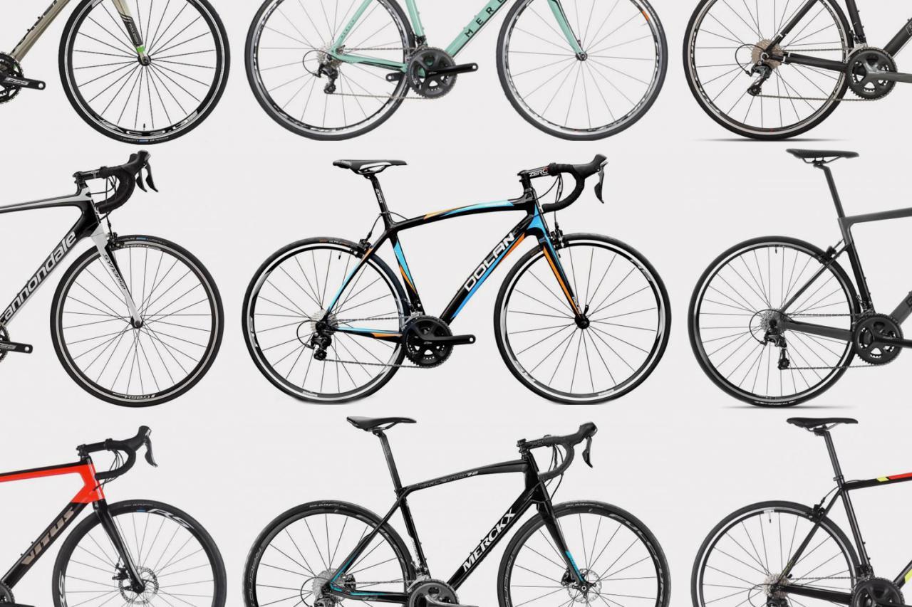8 carbon fibre road bikes for under £1,000 — high-tech bikes at sensible prices