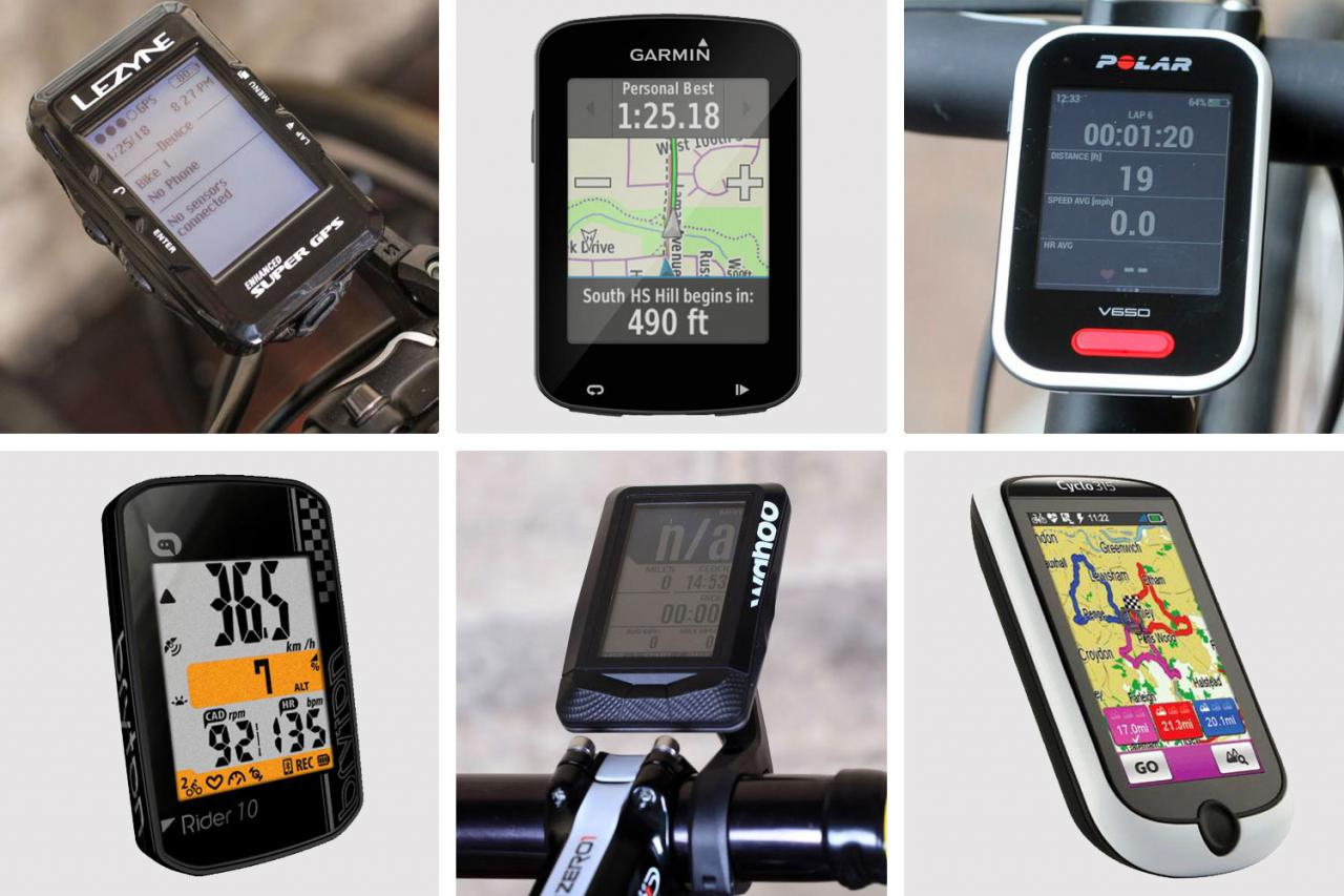 b08137016fd 14 of the best cycling GPS units — ride data and bike satnav from as little  as £60