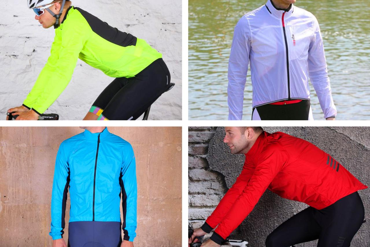 12 of the best windproof cycling jackets — packable outer