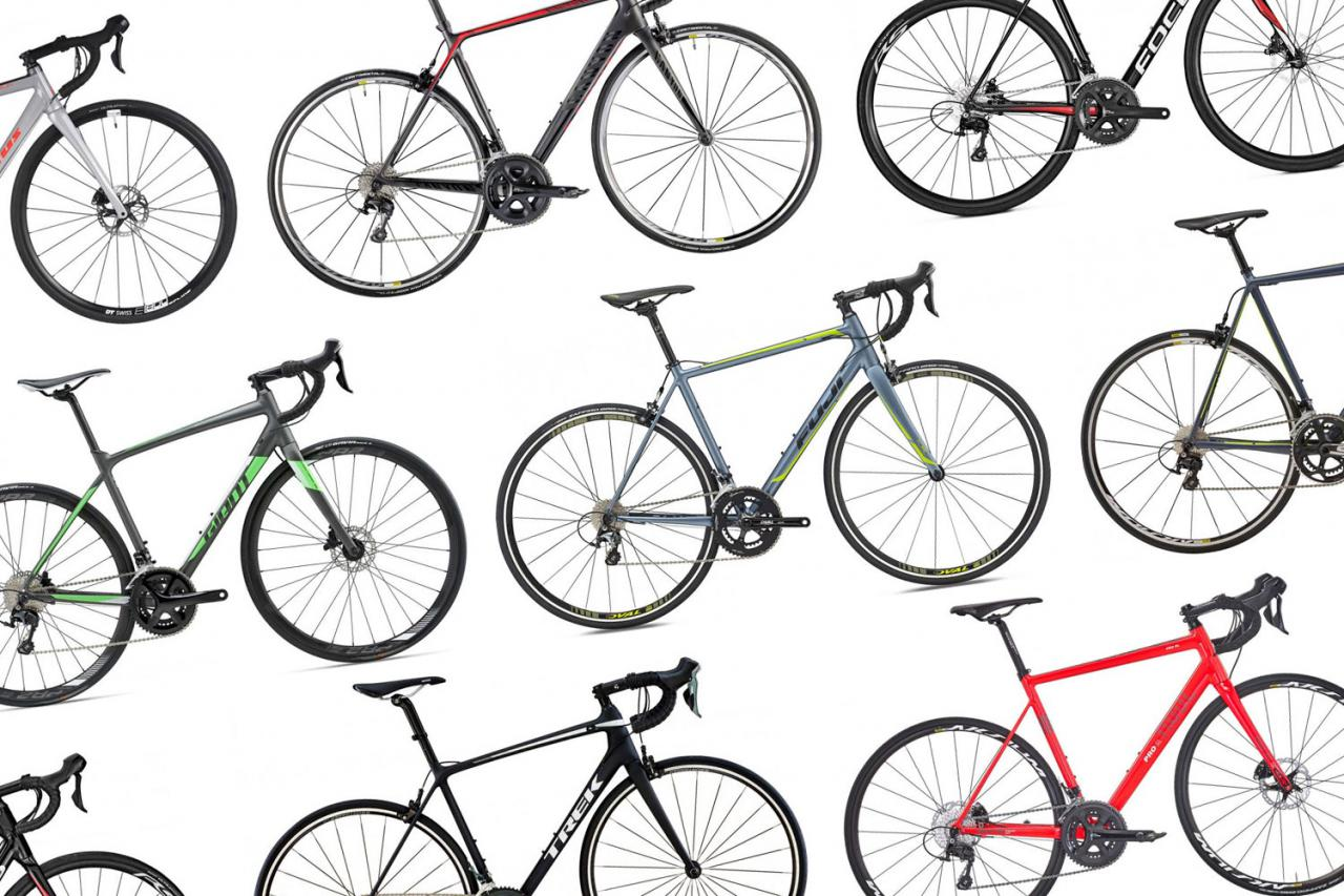 13 of the best 2018 & 2019 £1,000 to £1,500 road bikes