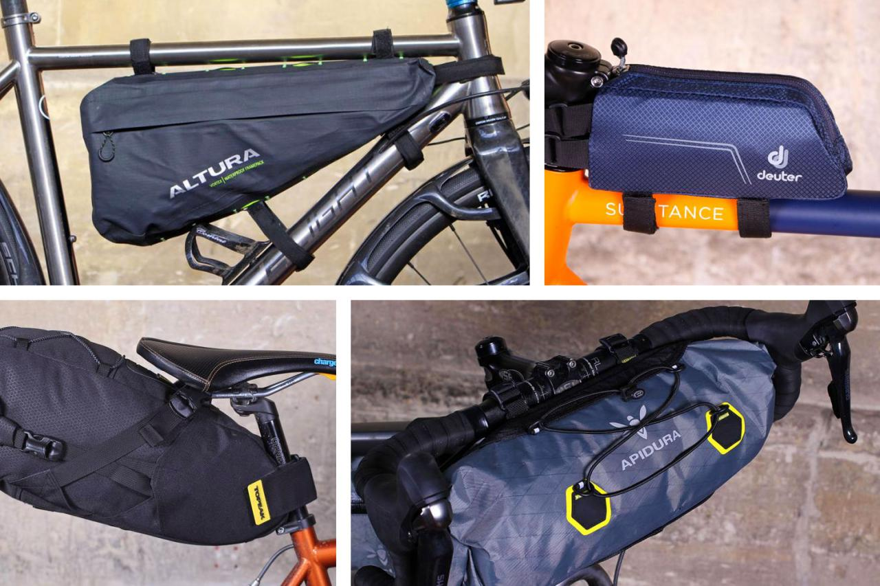 21 Of The Best Bikepacking Bags How To Choose Lightweight Luggage Road Cc