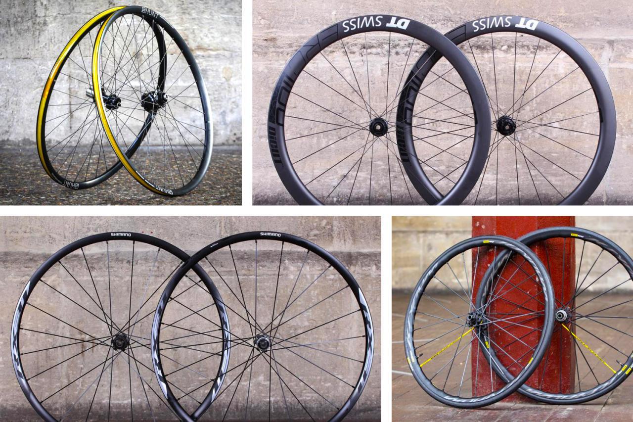 12 of the best disc brake road wheelsets