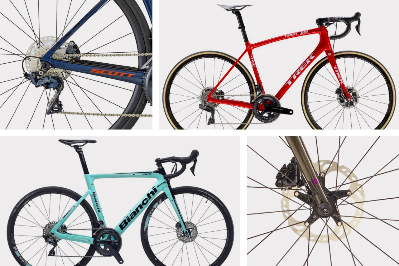 16 of 2020's hottest disc brake-equipped race bikes