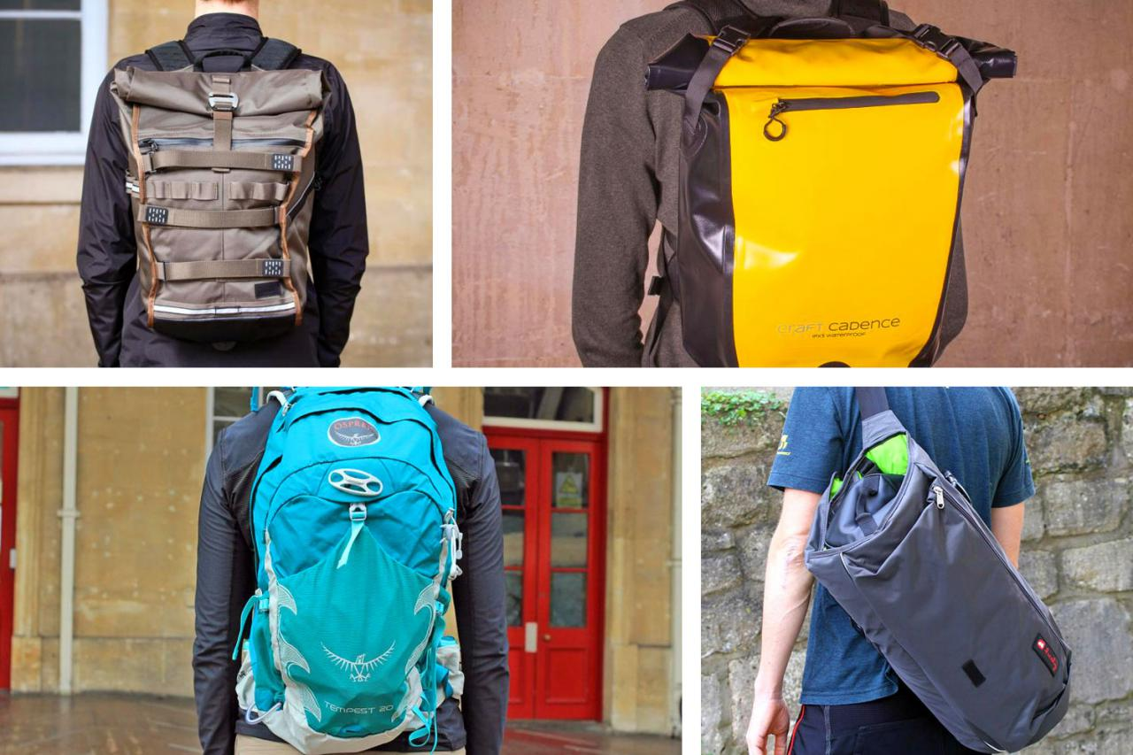 19 of the best cycling rucksacks — carry your stuff the easy