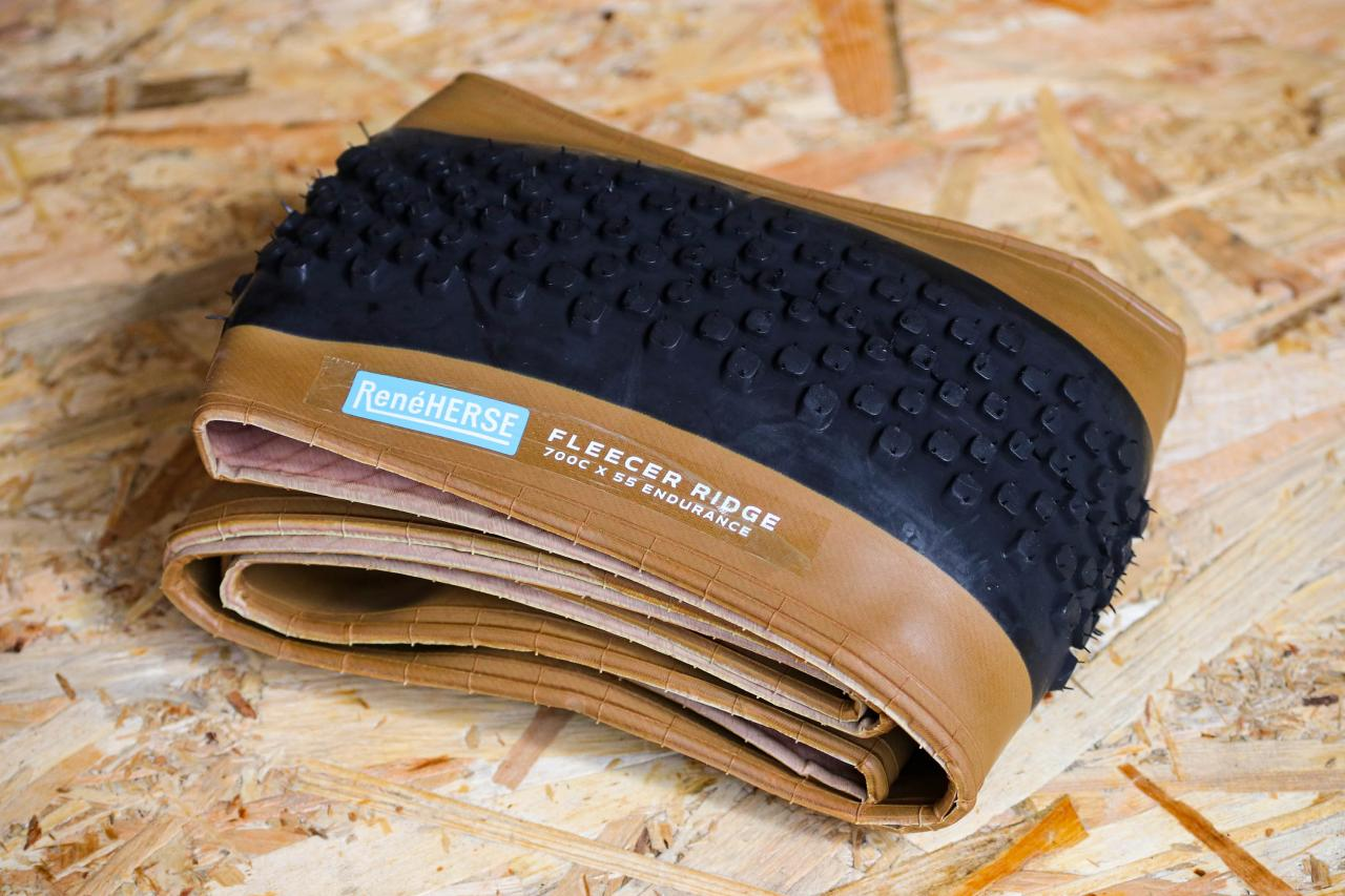Review: Rene Herse Fleecer Ridge tyres