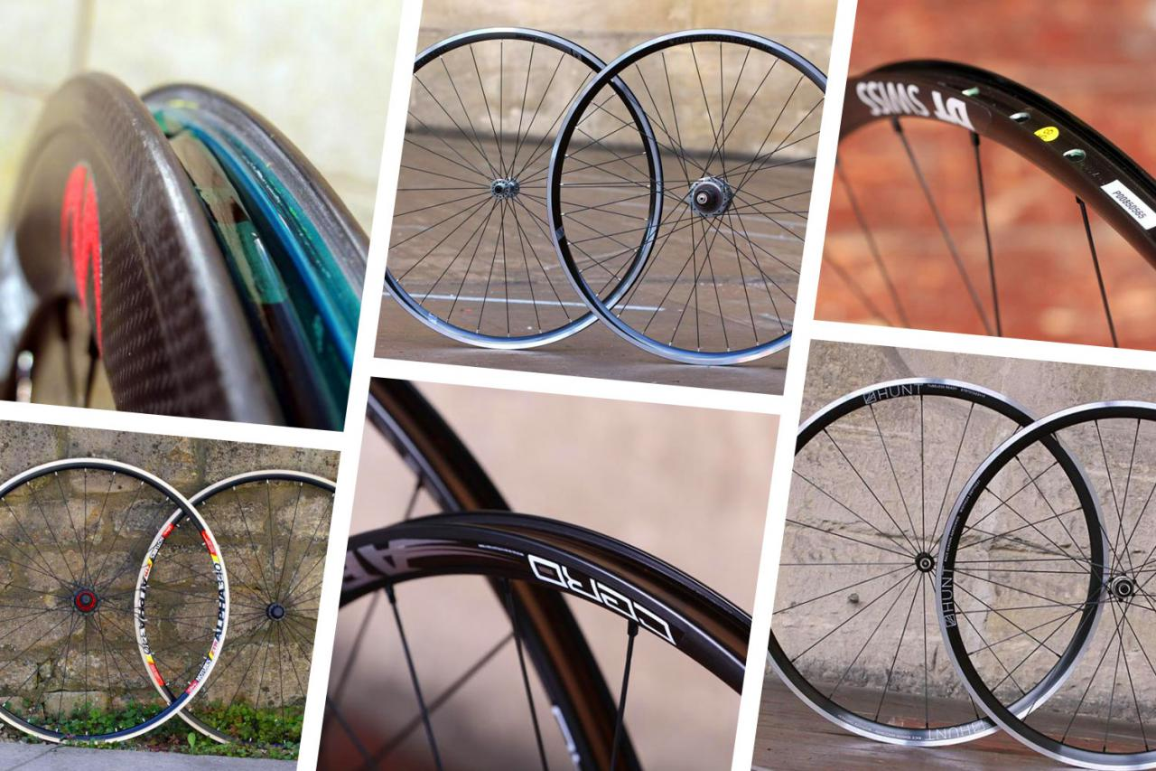 238 tubeless wheelsets — the most complete listing anywhere of your choices in new technology hoops
