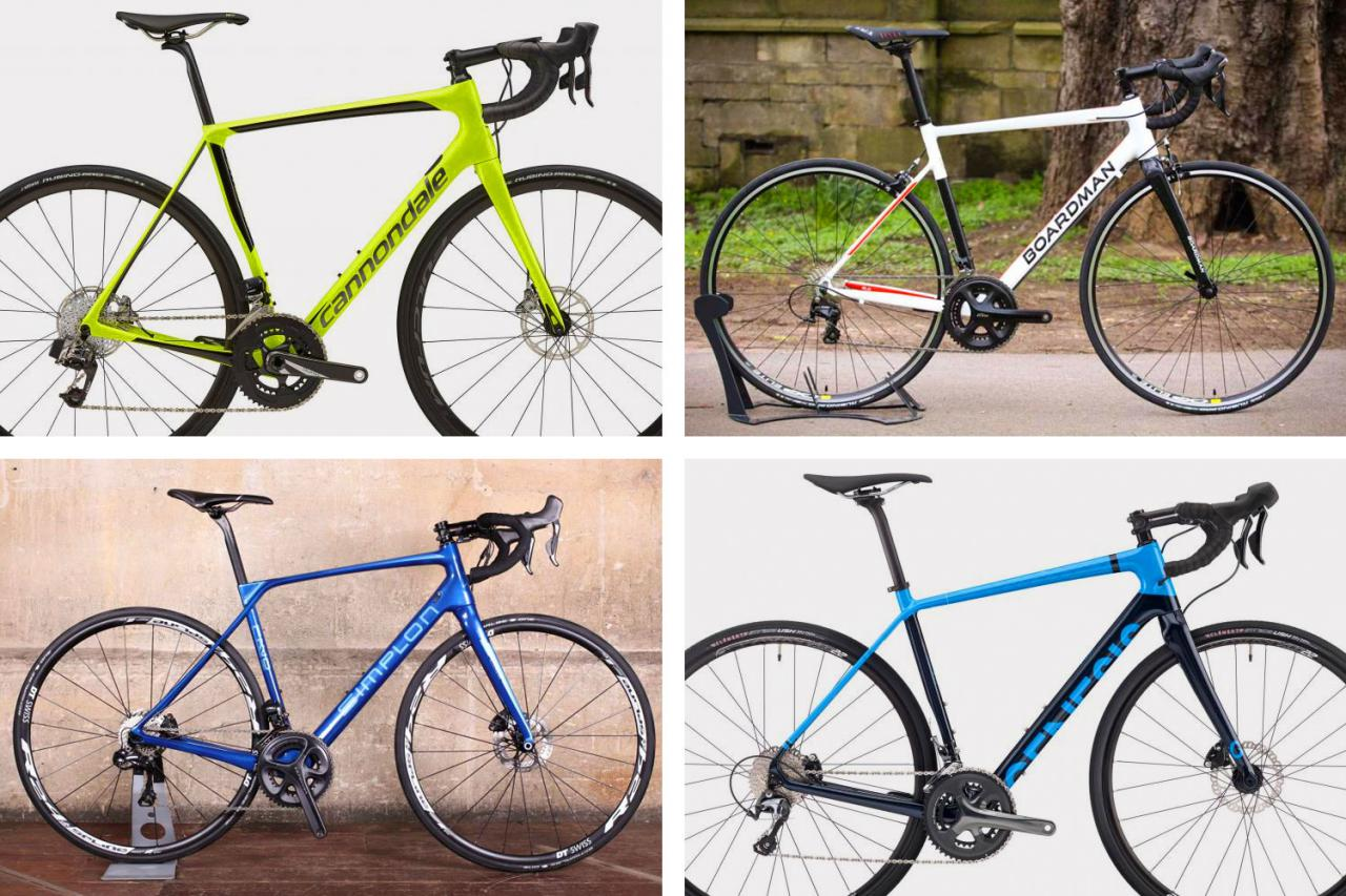 23 of the best 2018 & 2019 sportive bikes — great bikes for long, fast endurance rides in comfort