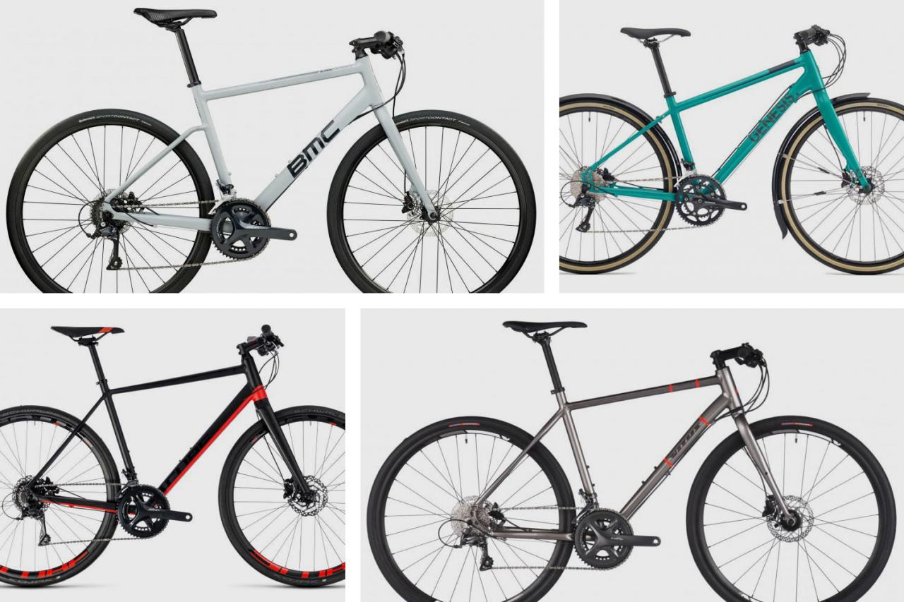 ee1a3dbd9031 6 of the best 2019 new-generation hybrids — and why your next bike should  be one of them