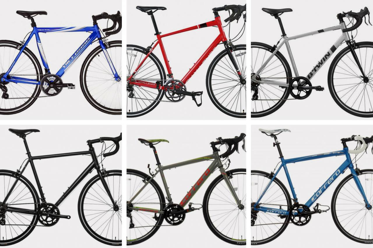 6 of the best road bikes under £300 — join the road bike adventure
