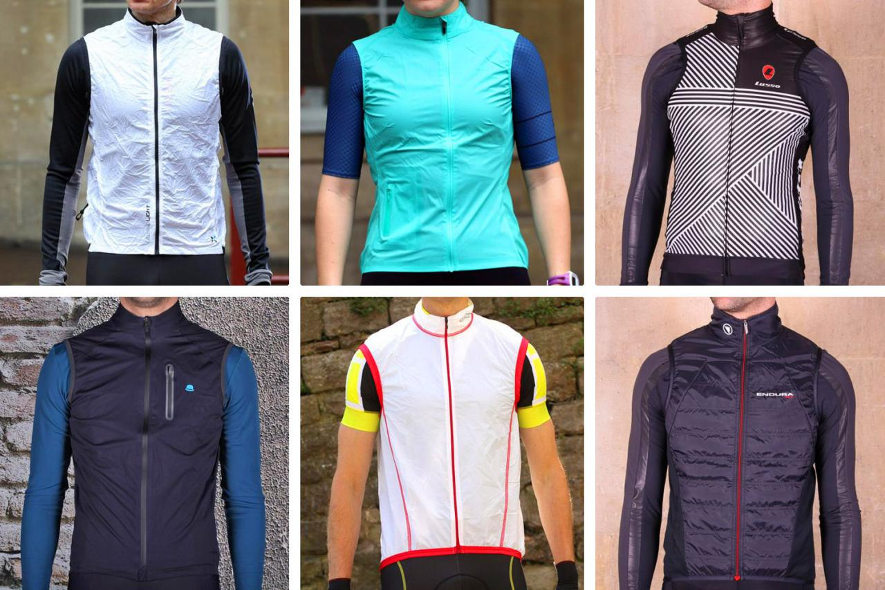 9 of the best cycling gilets — a year-round wardrobe essential  e7a3164d8