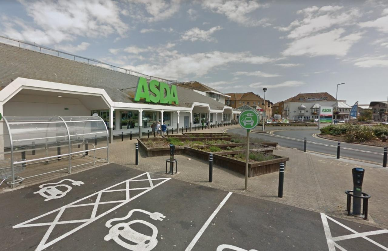 Teenager who rode through Brighton Asda charged with dangerous cycling