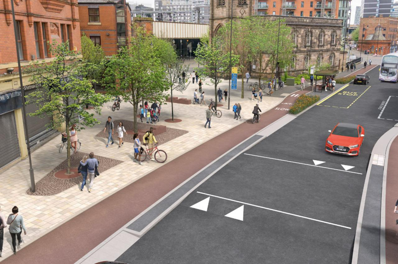 First 15 projects announced as Greater Manchester gets to