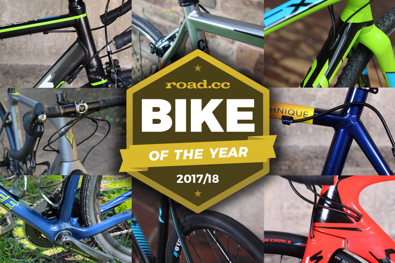 bab489d6a65 road.cc Bike of the Year 2017-18 | road.cc