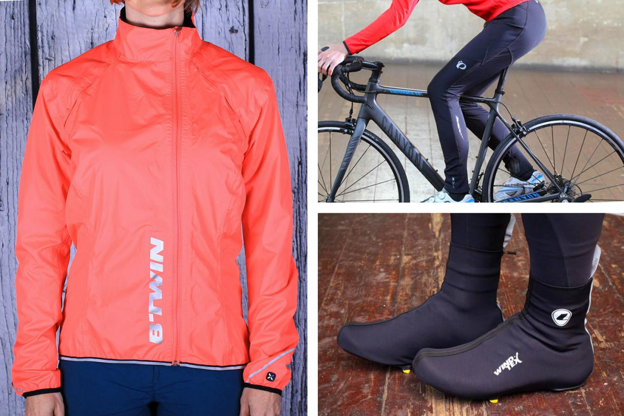 20 of the best pieces of waterproof cycling clothing
