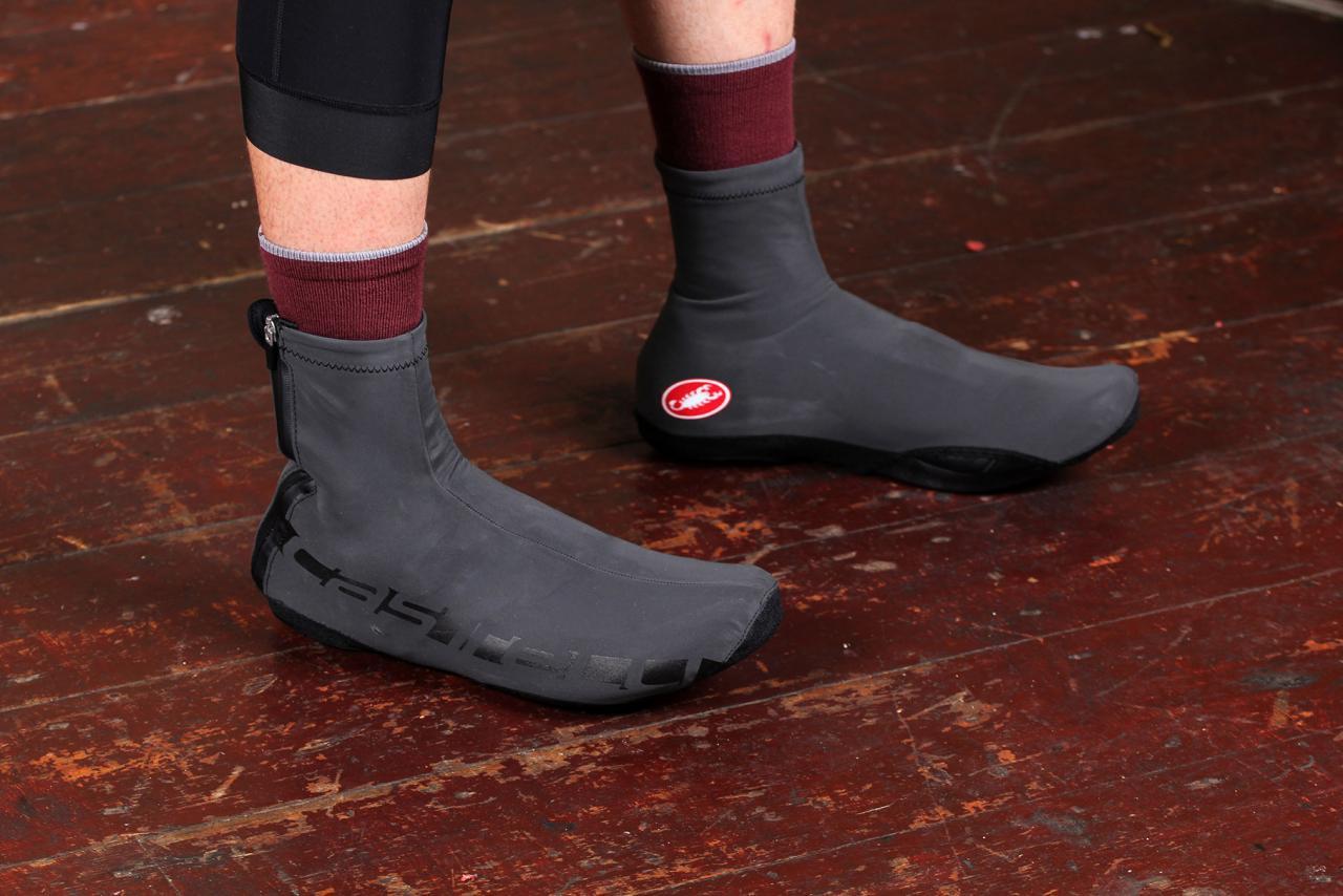 Castelli Reflex WP Black Out Shoe Cover