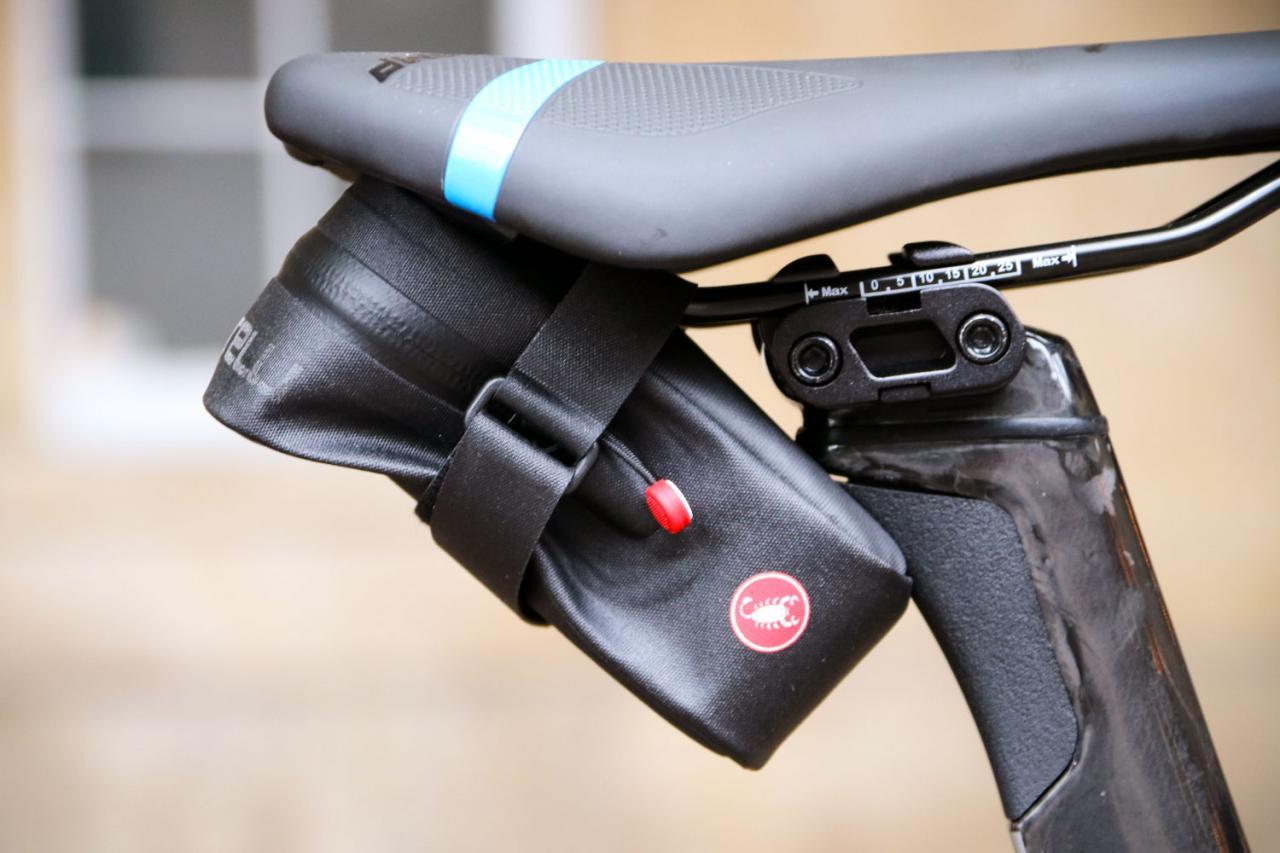 Lezyne Aero Caddy Road Touring MTB Bike Saddle Bag-Noir