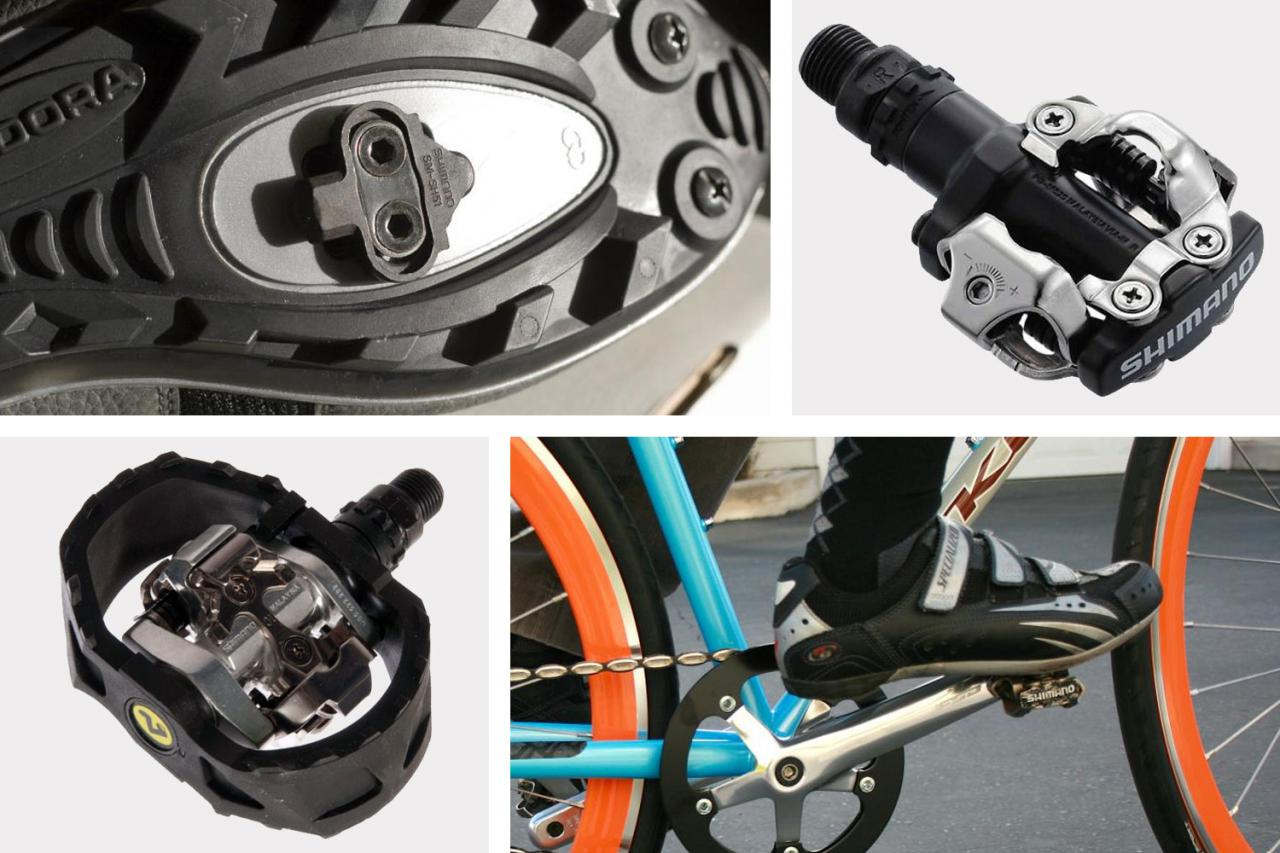 d65900dd382 Clipless pedals — how Shimano s multi-release cleats make it easy to get  started