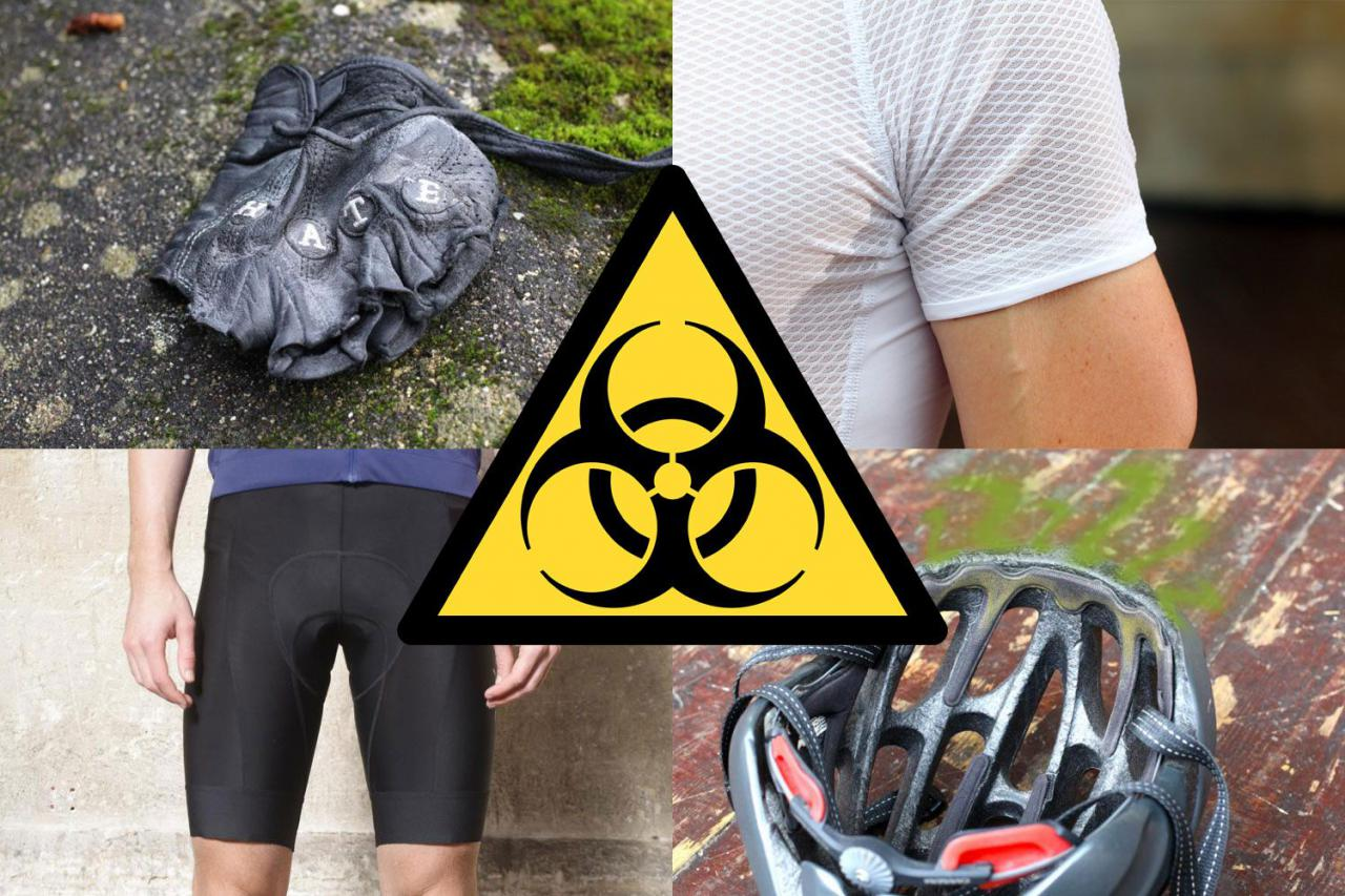 The bike kit bio-hazards cyclists never talk about, and how