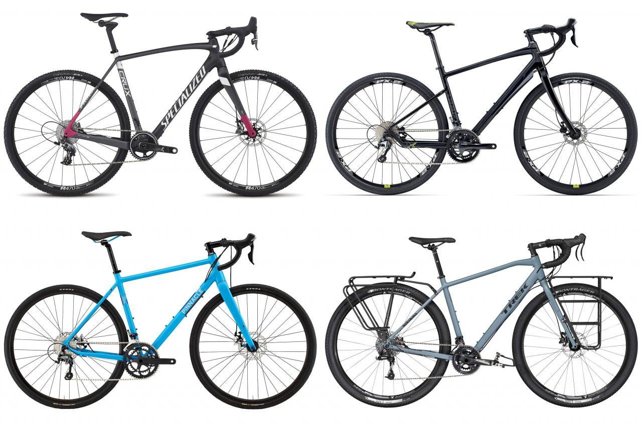 Cyclocross bikes v gravel/adventure bikes: what's the difference?