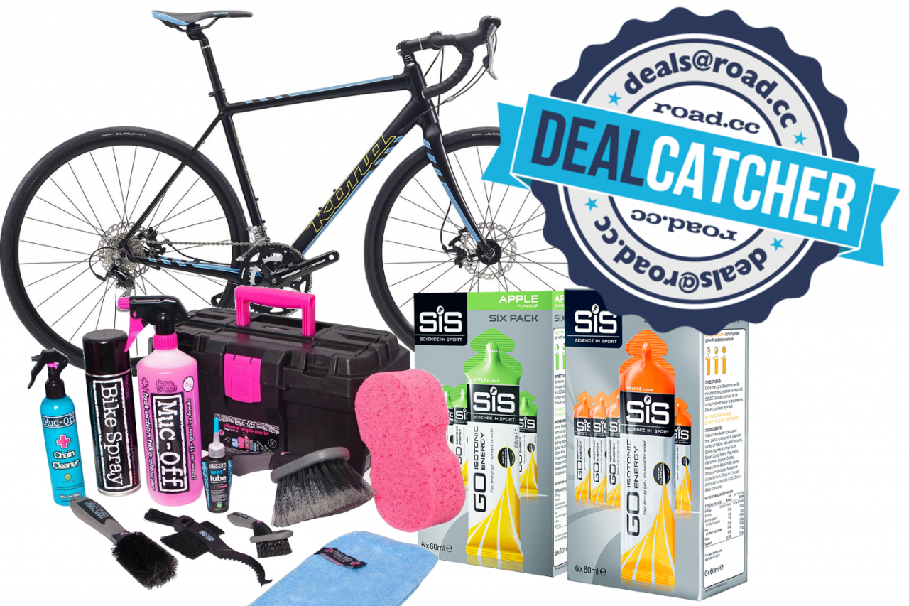 Tire Rack Coupon 2019 Coupon Codes Dealcatcher >> Great Cycling Deals On Free Sis Gels Muc Off Kona Road Cc