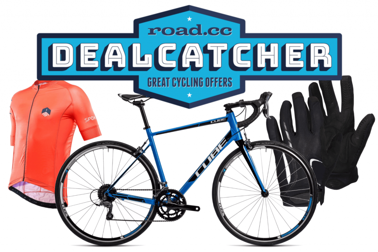 Great cycling deals on Cube 1172d1088
