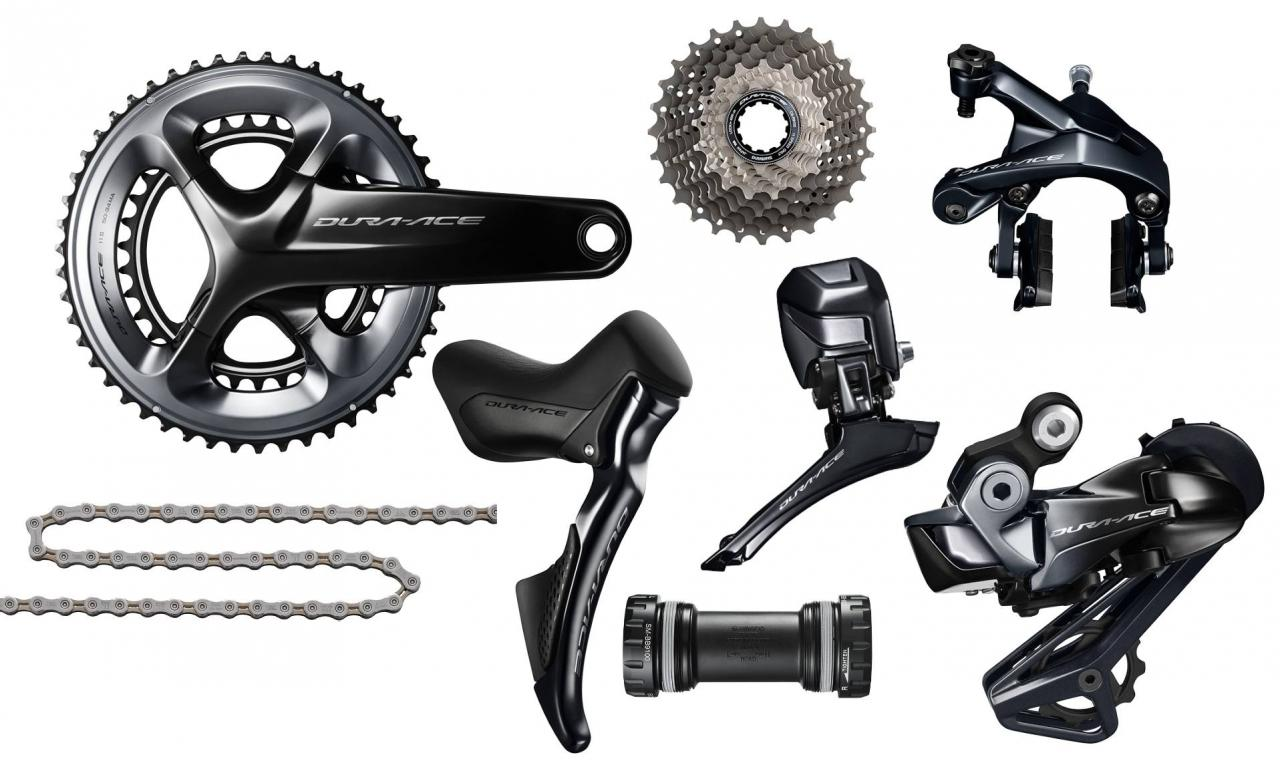 Beginner's guide to groupsets