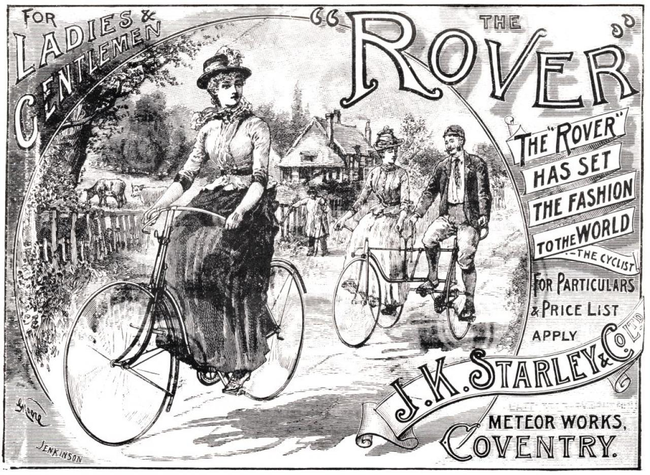 Retro  The real cycling revolutions — 10 inventions that changed the bicycle 2b47974da