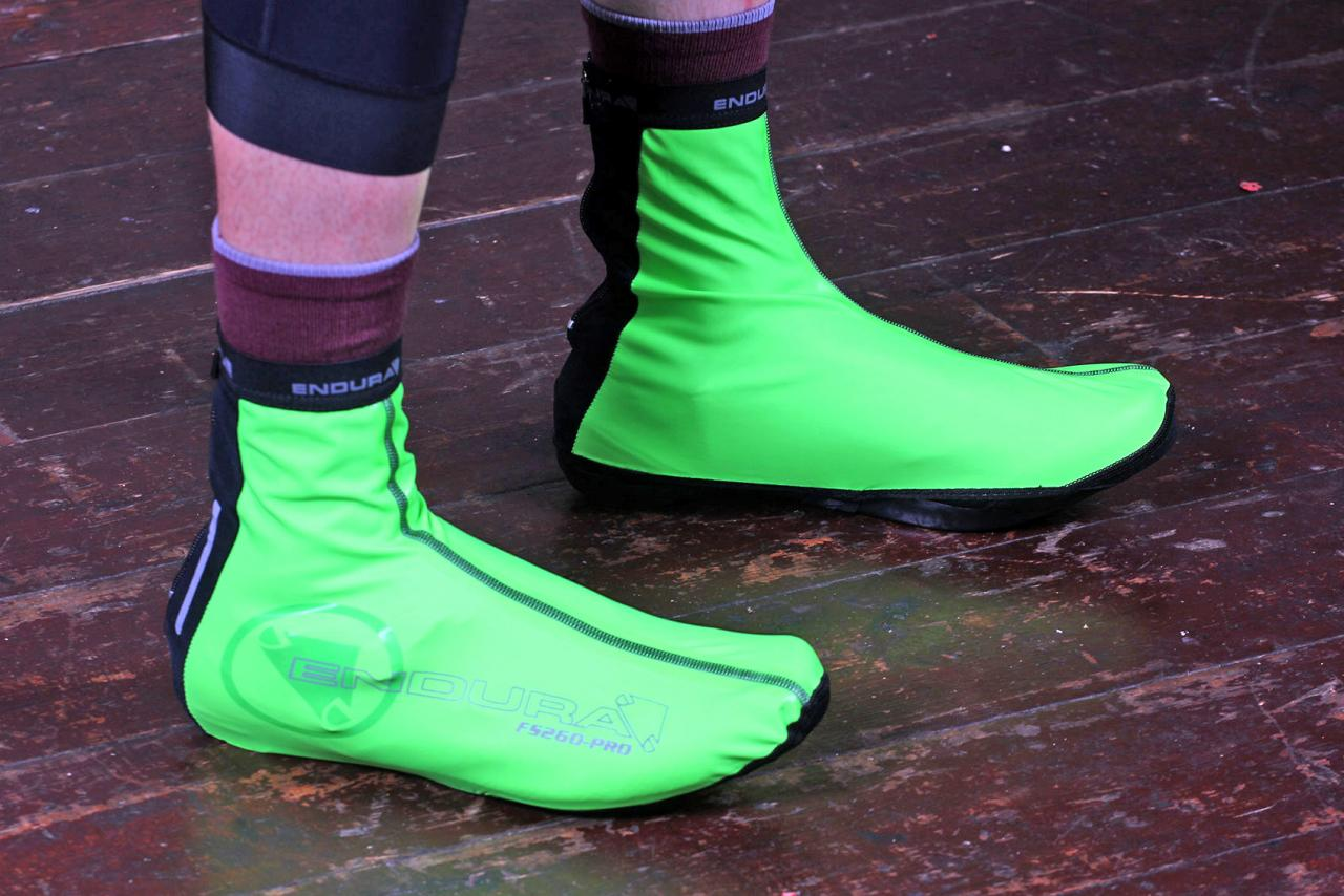 Details about  /Endura FS260 Pro E0072GV Footwear Overshoes Complete Thick