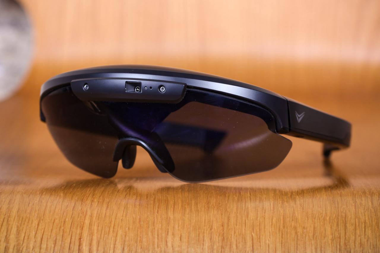 Cycle Aware Heads Up Eyeglass Mirror Black