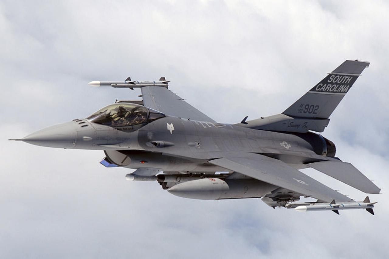 Sidi customers in USA warned of delays to orders after F16 fighter jet crashes into warehouse