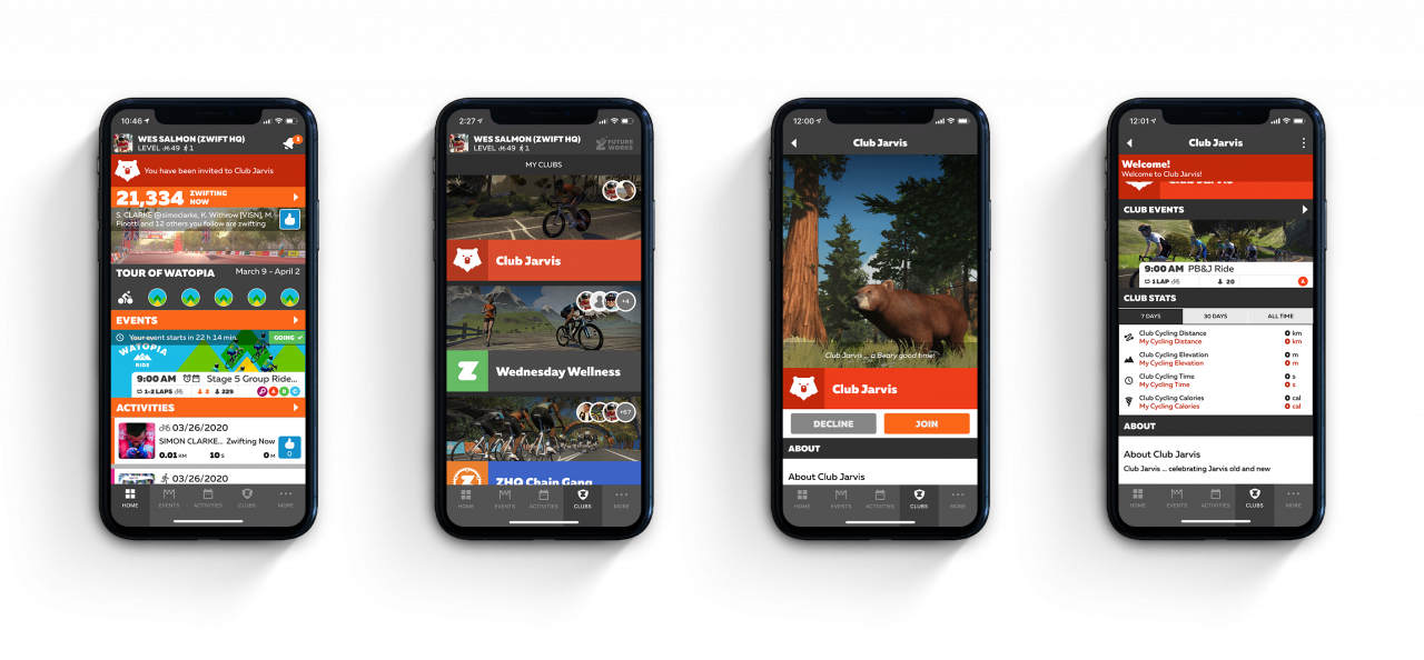 FAQ: What is Zwift Clubs? Here\'s our simple explainer
