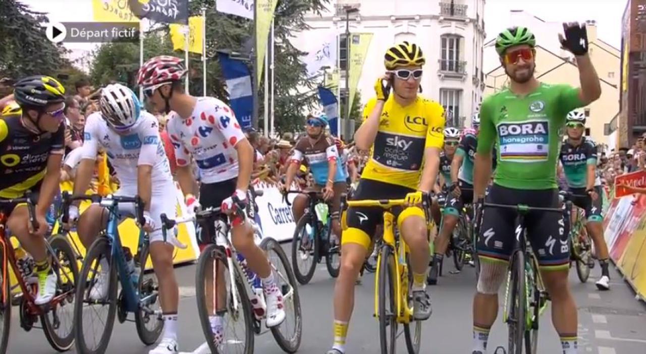 Brailsford: Geraint Thomas's Tour de France win shouldn't be