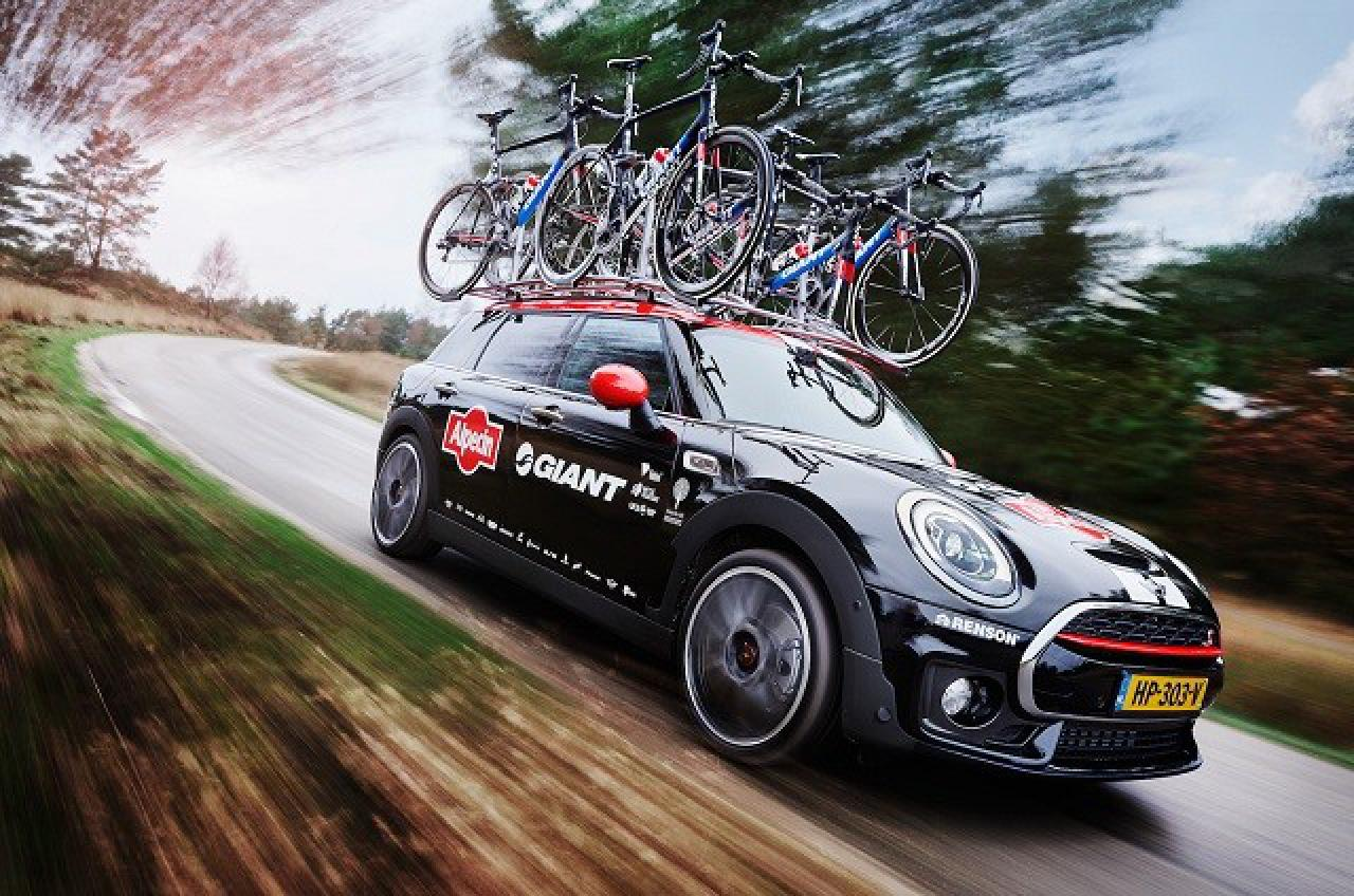 Giant Alpecin To Drive Mini Clubman Team Cars Roadcc